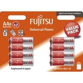 Fujitsu LR6 Mignon alkalne baterije (8 v blistru) Universal Power