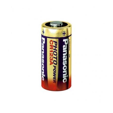 Panasonic CR123 3V litijeva baterija