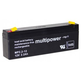 Multipower MP2.2-12 12V 2.2Ah
