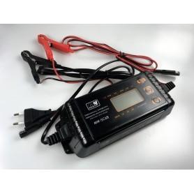 MW-Power 12V / 24V 6A/1A pametni polnilnik