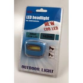 ELP COB LED 162lm 3Watt naglavna svetilka