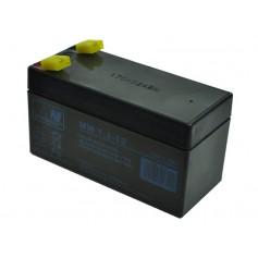 12V 1.3Ah AGM akumulator MW 1,3-12