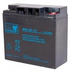 12V 20Ah AGM akumulator MW 20-12