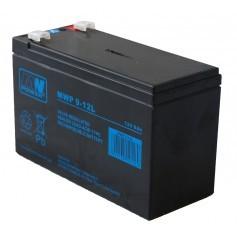 12V 9Ah AGM CIKLIČNI akumulator MWP 9-12L
