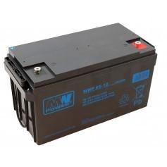 12V 65Ah AGM CIKLIČNI akumulator MWP 65-12