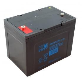 12V 65Ah AGM CIKLIČNI akumulator MWP 65-12h