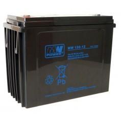 12V 150Ah AGM CIKLIČNI akumulator MWP 150-12