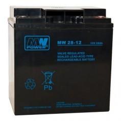 12V 28Ah AGM akumulator MW 28-12
