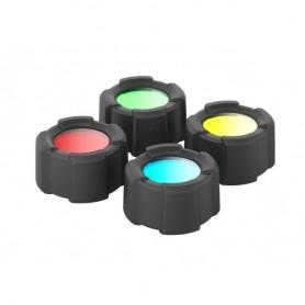 LEDLENSER set barvnih filtrov, 32.5mm, za MT10