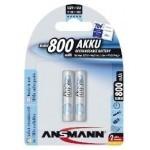 Ansmann maxE NiMH 800mAh (2 V BLISTRU)