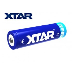 Xtar 18650 3.7V Li-Ion 2200 mAh s PCB zaščito