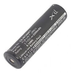 Baterija za svetilko Inova T4, 3.7V 2200 mAh