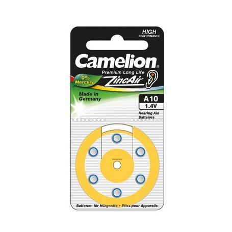 Camelion 10 1.4V baterije za slušni aparat