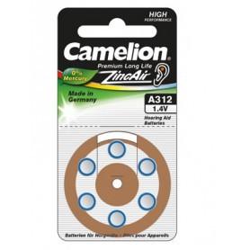 Camelion 312 1.4V baterije za slušni aparat