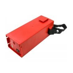 Baterija za Leica Theodolite, NiMh, 9000 mAh