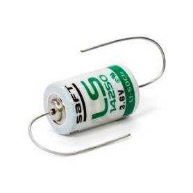 Saft LS14250 3.6V z aksialnimi pini
