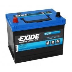 Exide ER350 80Ah L+ 510A MARINE 270X173X222