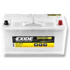 Exide ET650 90Ah D+ 800A MARINE 353X175X190