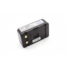 Baterija za Autec LK4 LK6 L8 2.4V 2000 mAh NiMh