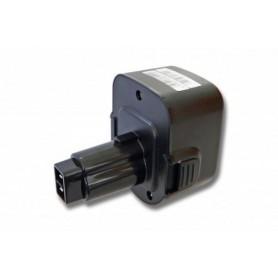 Baterija za Black&Decker CD1201 12V 2000 mAh NiMh