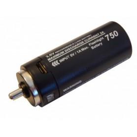 Baterija za svetilke 3xAAA - Li-Ion univerzalna