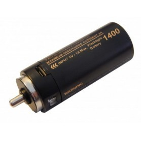 Baterija za svetilke 3xAAA - Li-Ion univerzalna 1400 mAh