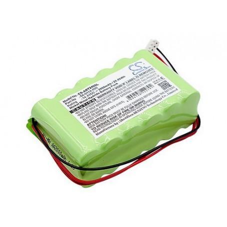 Baterija za Acroprint ATR240 ATR360 14.4V NiMh 2000 mAh