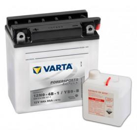 Varta YB9-B 12V 9Ah moto akumulator