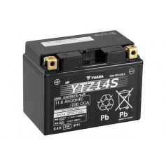 Yuasa YTZ14S 12V 11,2Ah moto akumulator
