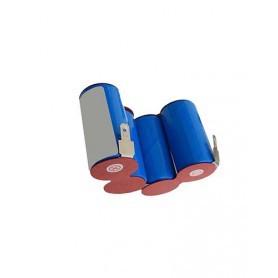 Baterija za sesalnik AEG 63BCC01 4.8V 3000 mAh NiMh