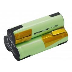 Baterija za AEG Elektrolux Junior 3.6V 2000 mAh NiMh