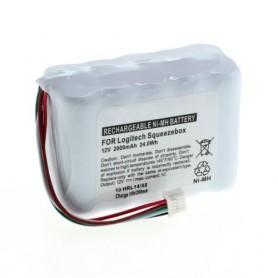 Baterija za Logitech Squeezebox Radio 2000 mAh