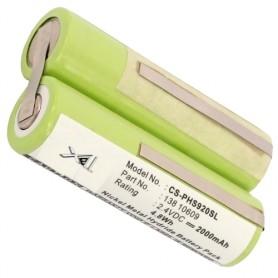 Baterija za brivnik Philips HQ6852 2.4V 2000 mAh
