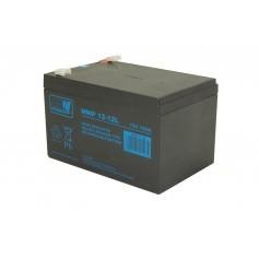 12V 12Ah AGM CIKLIČNI akumulator MWP 12-12L