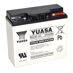 Yuasa REC22-12I 12V 22Ah CIKLIČNI akumulator