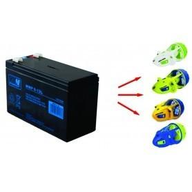 Baterija za SEA-DOO Pro in Yamaha RDS200, 9Ah, CIKLIČNI MODEL