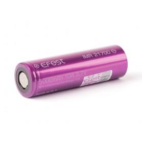 IMR21700 Efest 5000 mAh 10A 3.6V Li-Ion