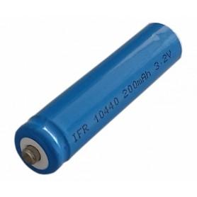 IFR 10440 3.2V LiFePo4 200mAh baterija