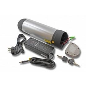 36V 10Ah Li-Ion SET baterija in polnilnik