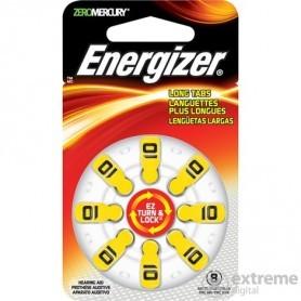 Energizer 10 baterije za slušni aparat (8 kosov)