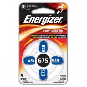Energizer 675 baterije za slušni aparat (4 kosi)