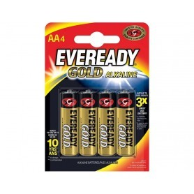 Energizer AA LR06 Eveready Gold
