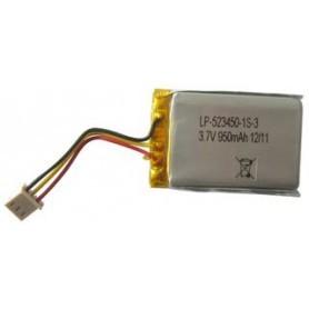 LP-503562 3.7V 1300 mAh Li-Po