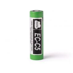 EC-C5 18650 3.7V 18650 2600 mAh baterija za uparjevalnik