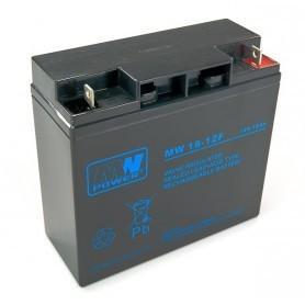 12V 18Ah AGM akumulator MW 18-12F