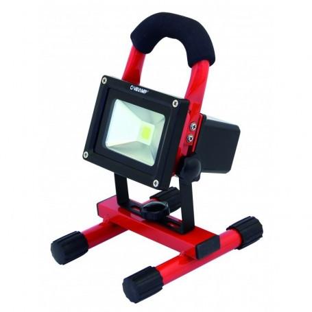 10W LED 600lm COB reflektor, akumulatorski