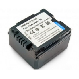 Baterija za Panasonic VBG070 z Infochip