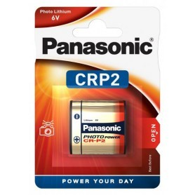 Panasonic CRP2 6V 1400 mAh litijeva baterija