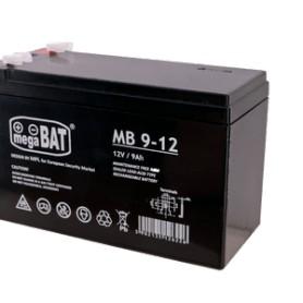 MB 9-12 12V 9Ah AGM akumulator