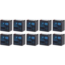 MGE Pulsar MX 5000 UPS baterije